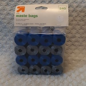 Up & Up Pet Waste Bags 240 Count